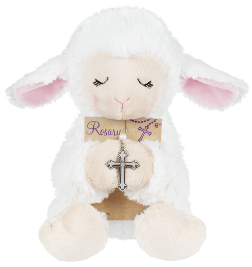 Rosary Lamb - Catholic Gifts Canada