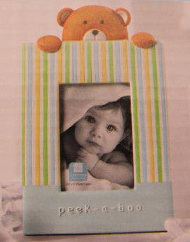 Peek-a-Boo Frame for Boys