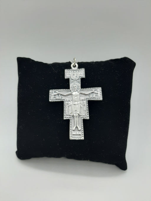 "San Damiano Cross on 18"" Chain"