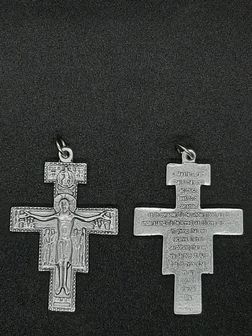 San Damiano Cross Pendant, no chain