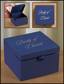 Body of Christ Keepsake Box