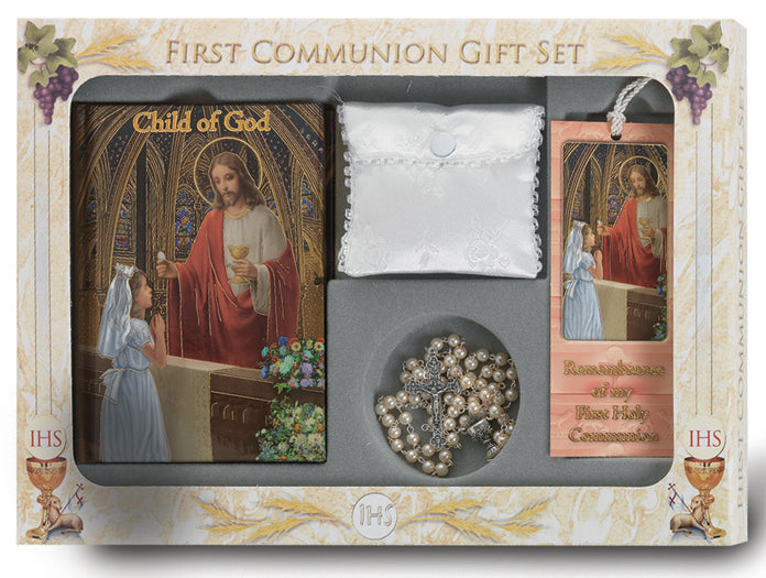 Deluxe Child of God Set for Girls