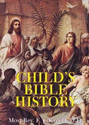 Child's Bible History by Bishop Knecht
