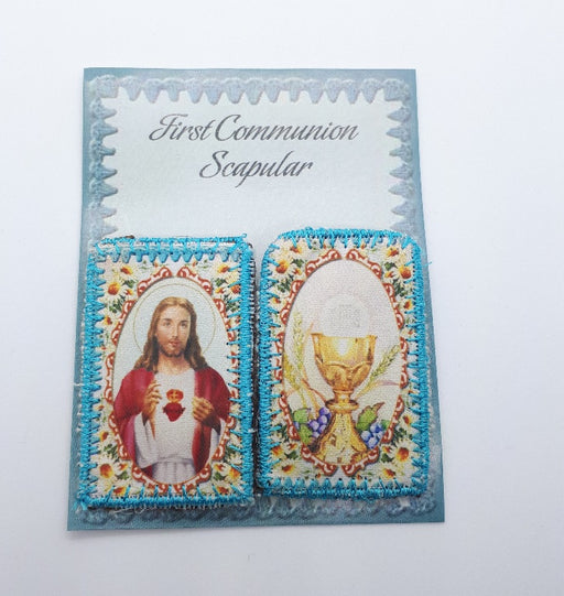 First Communion Scapular