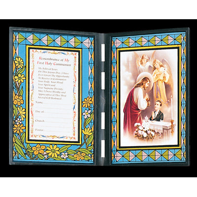 Stained Glass Devotional for Boys
