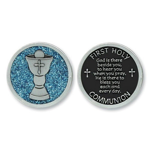 Large First Communion Token - Catholic Gifts Canada