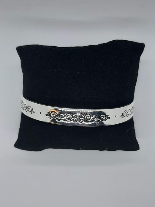 Faith, Hope, Love Cuff Bracelet