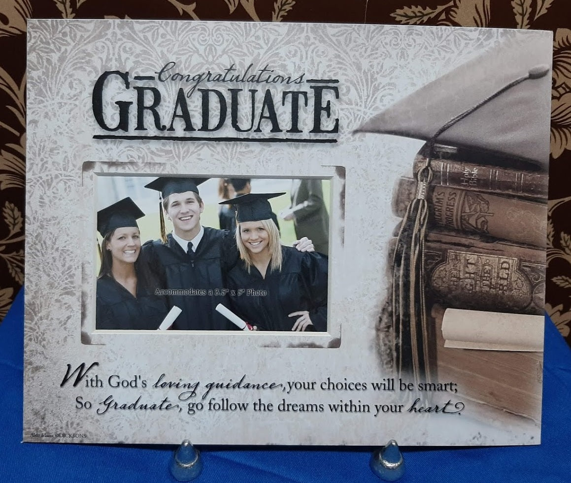 Graduation Photo Matte - Catholic Gifts Canada