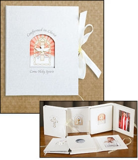Photo Frame & Album Gift Set