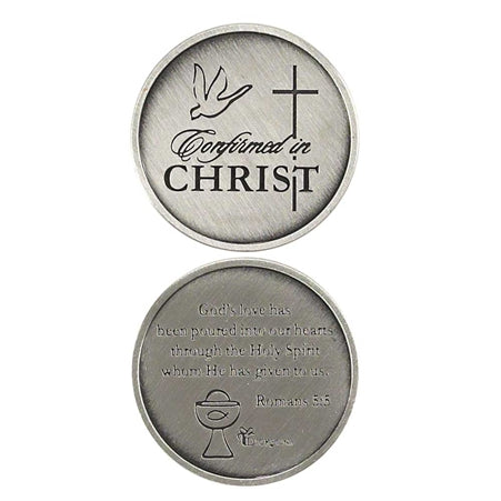 Confirmed in Christ Pocket Token