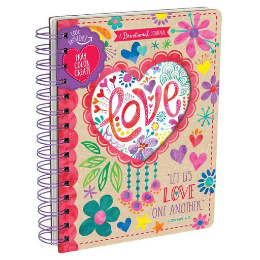 Love Devotional Journal