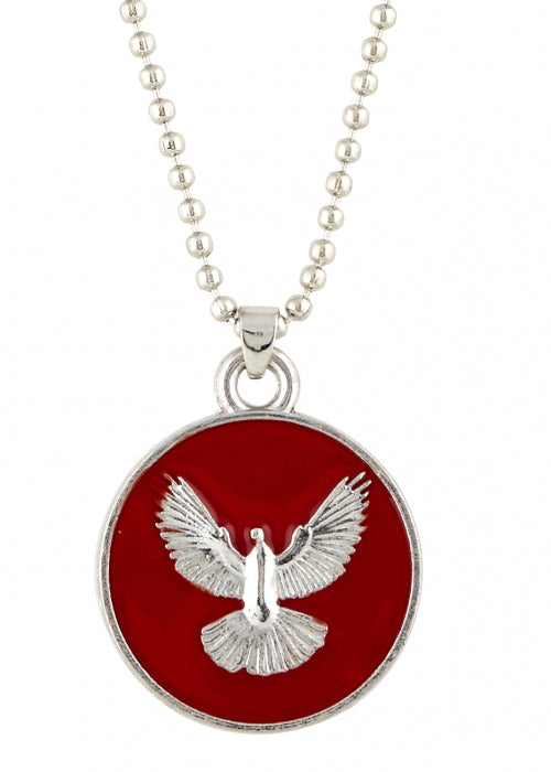 Confirmation Dove Pendant