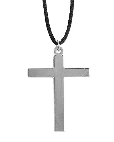 Cross Pendant on Cord