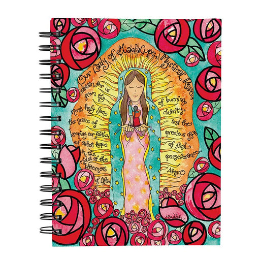 Our Lady of Guadalupe Journal - Catholic Gifts Canada