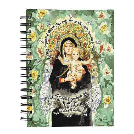 The Madonna of the Lilies Journal - Catholic Gifts Canada