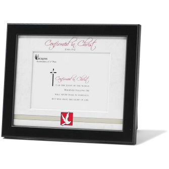Confirmation Frame with Mat