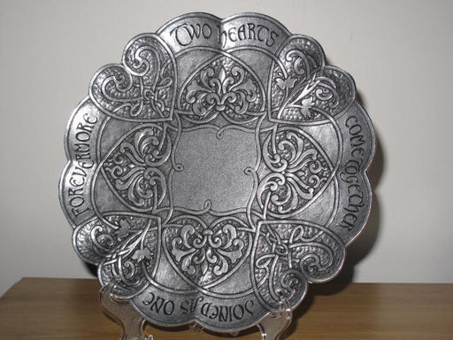Forever More Celtic Plate