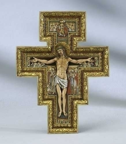 San Damiano Wall Cross