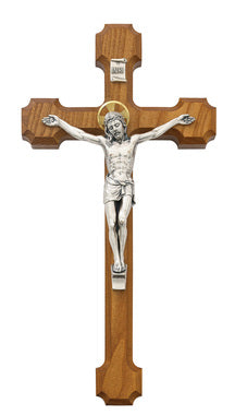 Walnut Crucifix
