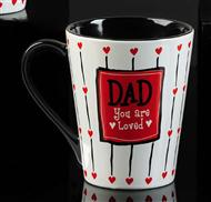 Dad You Are Loved Mug