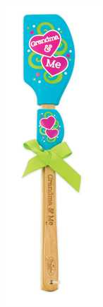"""Grandma & Me"" 2-Piece Spatula Set - Catholic Gifts Canada"
