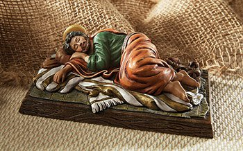 Sleeping Saint Joseph Figure
