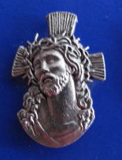 Ecce Homo Lapel Pin - Catholic Gifts Canada