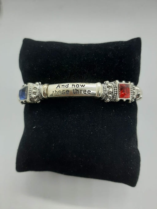 Greatest is Love Bracelet - Catholic Gifts Canada