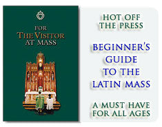 For the Visitor at Mass (Booklet)