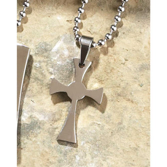 Stainless Flare Cross