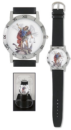 St. Michael Men's Watch