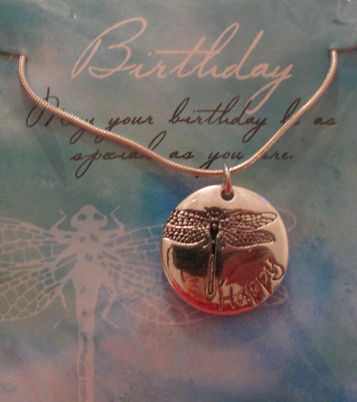 Birthday Necklace