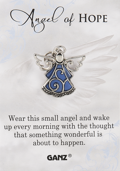 Angel of Hope Pin
