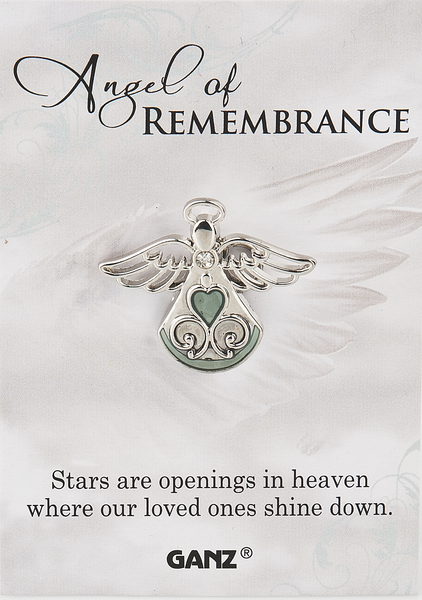 Angel of Remembrance Pin/Pendant