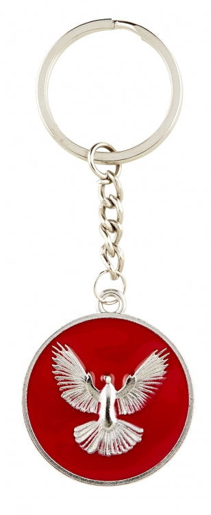 Holy Spirit Keyring