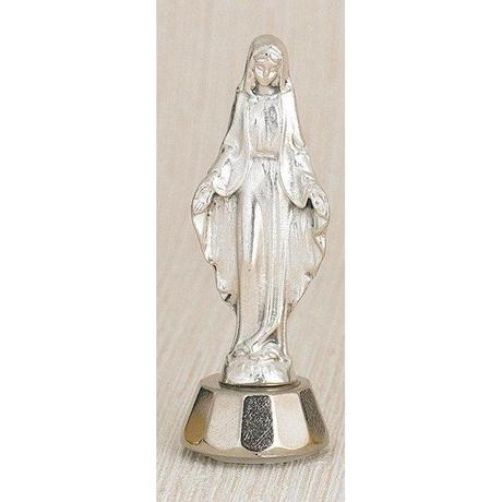 Our Lady of Grace Car Statue