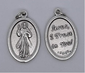 Divine Mercy Medal - Catholic Gifts Canada