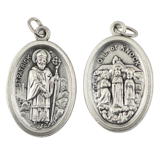 Saint Patrick/Our Lady of the Knock Medal
