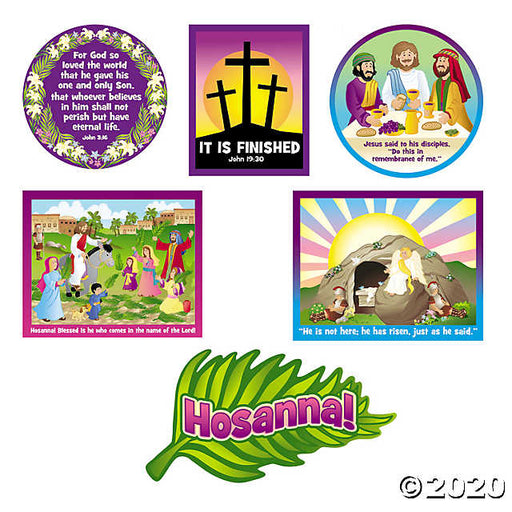 Holy Week Cut-Outs