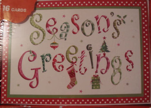 Friendly Greetings Boxed Cards (16)
