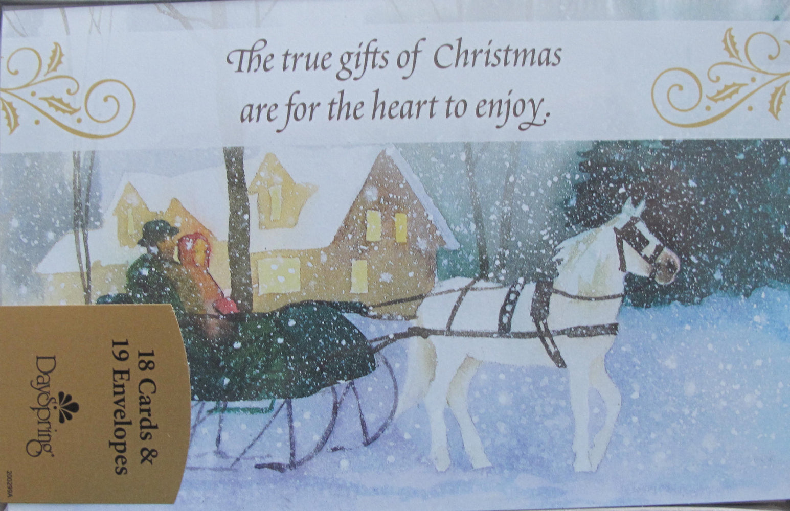 True Gifts of Christmas Boxed Cards
