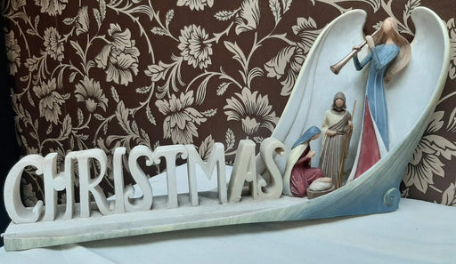 Christmas Holy Family Tabletop Figure