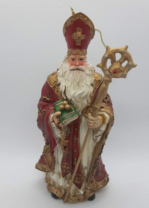 Saint Nicholas Ornament