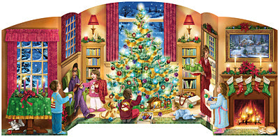 Night Before Christmas Advent Calendar