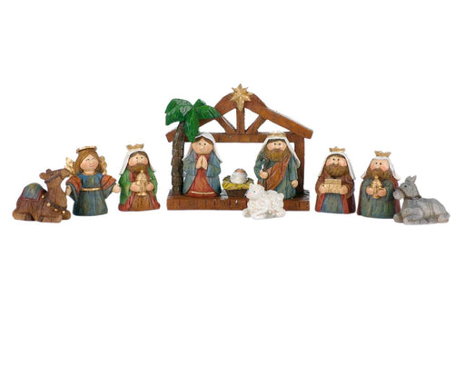 Child's Nativity Set