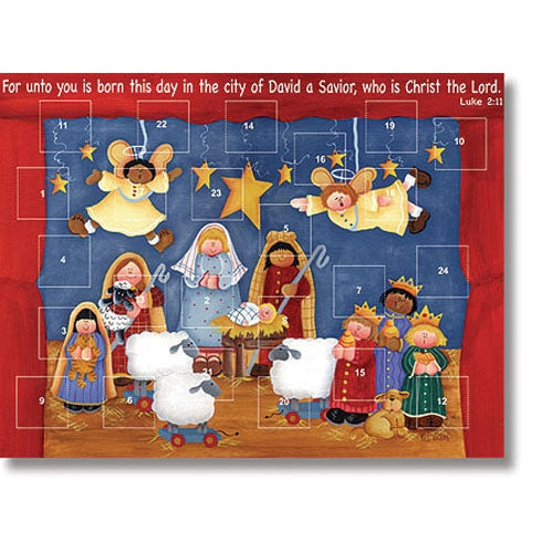 Born This Day Advent Calendar
