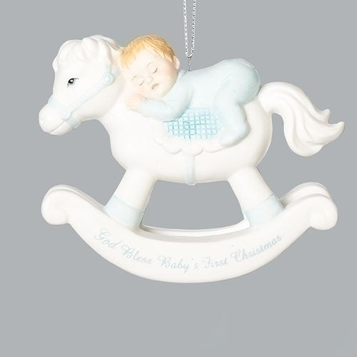 Baby's First Christmas Ornament - Catholic Gifts Canada