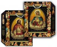 Sacred & Immaculate Hearts Gift Bag - Catholic Gifts Canada