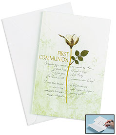 Petal Blessings for First Communion - Catholic Gifts Canada
