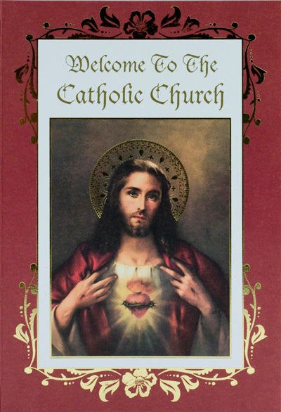 Sacred Heart RCIA Card